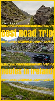 Best Road Trip Routes in Ireland. Discover The Republic of Ireland – Dublin to Portlaoise via the Wicklow Mountains. Northern Ireland – Belfast to Donegal via the Giant's Causeway. Wild Atlantic Way – Ireland's Great Adventure. Taking a road trip through Ireland can be an amazing approach to see the Emerald Isle in all its wonder. Arranging Your Road Trip? Click to read our Travel blog post about the Best Road Trip Routes in Ireland at…