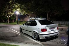 1996 BMW 318Ti // Bmw E36 Compact, E36 Coupe, Bmw 318, Bavarian Motor Works, Stance Nation, Fast Cars, Cars And Motorcycles, Dream Cars, Trucks