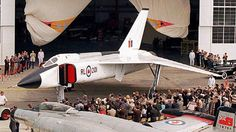 Avro Arrow: Tories Were Pitched Plan To Resurrect Famous Aircraft Instead Of Buying They're not aloud to resurrect the Arrow. Avro Arrow, Government Of Canada, F35, Canadian History, Air Space, Largest Countries, Jet Plane, Military Aircraft, Fighter Jets