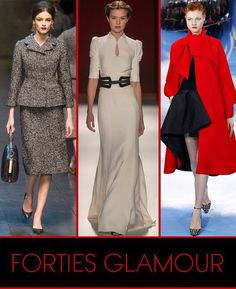Montre pour femme : Identity Switch: Vogues Guide to Fall 2013 Fashion  Vogue
