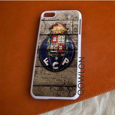 FC Porto Wood iPod Touch 6 | 6TH GEN Case