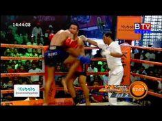 វងស ណយ Vs ជង អងហវ | Vong Noy Vs Jungangfight (Thai) BTV 26 June 2016
