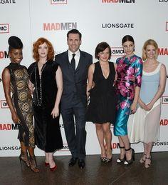 Jon Hamm and ladies