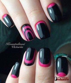 Fiusha y negro