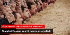 Devriye Haber : Bakan Çavuşoğlu: Yüzden Fazla Türk, IŞİD Saflarınd...