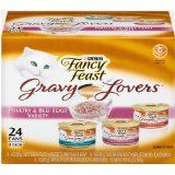 Fancy Feast Wet Cat Food, Gravy Lovers, Poultry & Beef Variety Pack, 3-Ounce Can, Pack of 24 @ blucatonlineventures.com