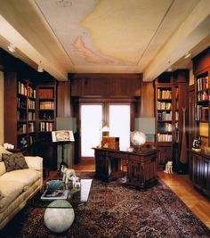 30 Best Traditional Home Office Design Ideas | Traditional, Traditional  Office And Office Designs