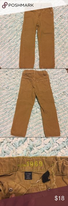 Boys GAP corduroy pants Boys GAP corduroy pants size 3. Worn once. GAP Bottoms Jeans