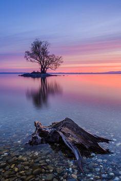 Alone in the Lake of ConstancebyAndi Hofstetteron 500px○ 667✱1000px-rating:98.7☀Photographer:Andi Hofstetter,Jona,Switzerland