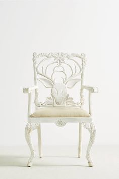 Shop the Handcarved Menagerie Deer Armchair and more Anthropologie at Anthropologie today. Read customer reviews, discover product details and more.