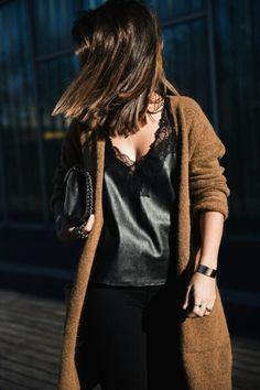 Saca tu lado más #sexy con un top #lencero. #fashion
