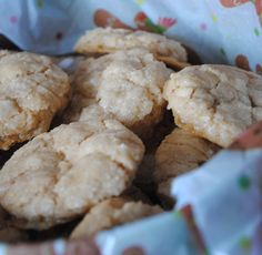 The life-changing maple snickerdoodle {she says these were the best ...