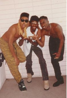 Digital Underground. This had to be round the time Pac played in Juice