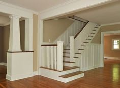 Am thinking about painting out the railing and refinishing the hand rails. Also would like the wooden steps.