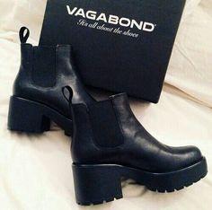 Do you like Vagabond shoes ?