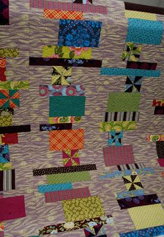 Stacks Quilt | ginabeanquilts