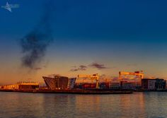 Titanic Quarter. Photo by Neil Carey — National Geographic Your Shot