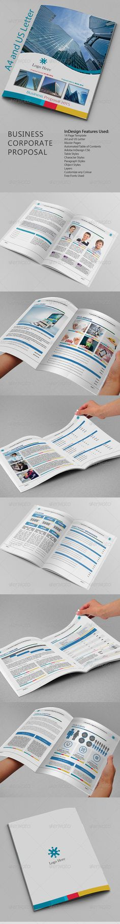 Proposal Template Proposal templates and Invoice layout - business proposal template microsoft word