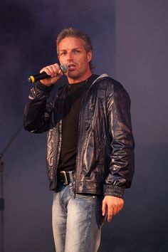 Steffen Jürgens Bomber Jacket, Leather Jacket, Jackets, Fashion, Studded Leather Jacket, Down Jackets, Moda, Leather Jackets, Fashion Styles