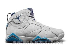 http://www.bigkidsjordanshoes.com/authentic-304775107-air-jordan-7-retro-white-french-blueuniversity-blueflint-grey-big-discount.html AUTHENTIC 304775-107 AIR JORDAN 7 RETRO WHITE/FRENCH BLUE-UNIVERSITY BLUE-FLINT GREY BIG DISCOUNT Only $111.00 , Free Shipping!