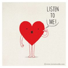 Listen to your heart (Credit: Heng Swee Lim/Flickr)