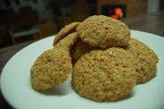 Fotorecept: Kokosovo-citrónové špaldové sušienky