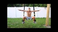 Fitness - PSYCHO TRX SUSPENSION TRAINING BEST TRX EXTREME FITNESS WORKOUT!