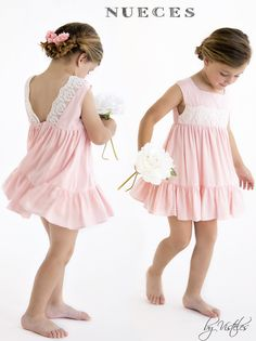 ᴴ ᵉ ᴸ ᴸ ᵒ spring Dressy Dresses, Petite Dresses, Cute Dresses, Little Girl Dresses, Girls Dresses, Flower Girl Dresses, Baby Girl Fashion, Kids Fashion, Moda Kids