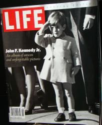 Life Magazine~~Weekly. Chronicled everything. We kept this issue. The assassination changed everything.