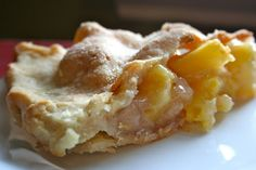 Pineapple Pie!!  I like pineapple, I like pie, mmm must try.  'Red Fly Creations' blog