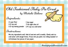 mast cell disease recipes