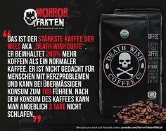❝Markiert einen Kaffee-Junkie❞ ☕️Kauflink auf Anfrage bei uns per PM   #horrorfakten