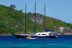 Yate en Seychelles | Insolit Viatges