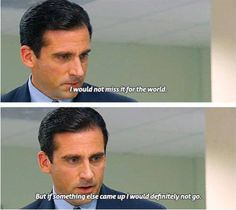 The Office, Michael