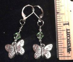 Ladies love jewelry...and butterflies...and sparkly stuff :o)