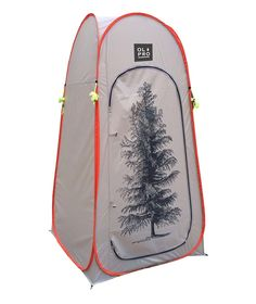 1.2m square toilet tentPops up and easy to put awayGreat Tree Print DesignProduct information:RRP£49.99                      StockistsClick HereMaterialPolyesterColourGrey                                                                                                                                                                                 More