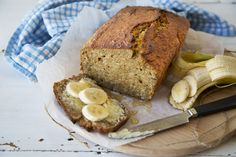 This is one seriously delicious Gluten-free Banana, Coconut and Lemon Loaf recipe that everyone will love. It's also one of the easiest to make loaves too!