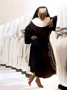 Sister Mary Clarence-Sister Act
