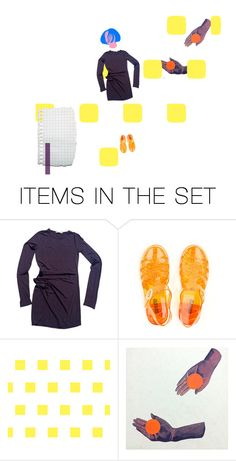 """""""Little Bit Weird"""" by frozencavalry ❤ liked on Polyvore featuring art"""
