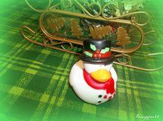 Snowman Rubber Duck (CHRISTmas )