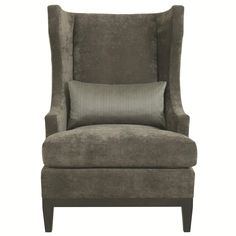 Interiors - Chairs Pascal Chair by Bernhardt