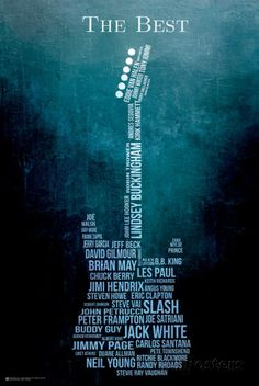 Guitar-The Best Poster at AllPosters.com