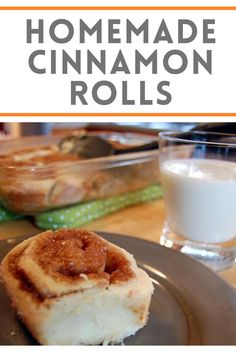 Back in my innkeeping days, we made the BEST homemade cinnamon rolls. From scratch. It's an easy recipe, it takes a little extra time. But once you make them from scratch, you'll never want the pre-made stuff at the store again. | thetravelbite.com | #CinnamonRolls #Baking #Breakfast #Homemade Cinnamon Rolls From Scratch, Easy Meals, Homemade, Breakfast, Recipes, Food, Rezepte, Morning Coffee, Home Made