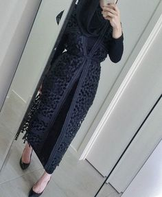 We love a client selfie look at the beautiful Carmen with her new smilie pierci. Arab Fashion, Islamic Fashion, Muslim Fashion, Modest Fashion, Fashion Outfits, Muslim Dress, Hijab Dress, Hijab Outfit, Hijab Style