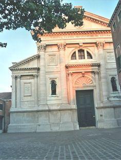 Andrea Palladio - San Francesco della Vigne (Venecia, 1562)
