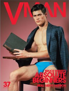 Bruce Weber introduces His New Class of Male Models for VMAN - Fashionably Male Bruce Weber, Troy, Carson Aldridge, Casey Jackson, Jackson Instagram, Carson Lueders, Cover Boy, The Fashionisto, Steven Meisel