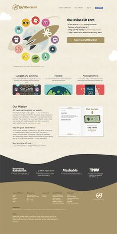 10 brilliant examples of landing page design #webdesign