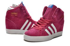 Adidas Amberlight Up Suede Women Twins Magenta Pink Summit White  Sneakers  White Sneakers 37ff6c01f645