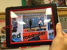 Teachers Use Tech: How to Make an Augmented Reality Word Wall with Aurasma