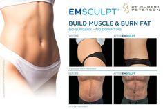 d531f541b3 Build Muscle   Sculpt Your Body!  Emsculpt  NonSurgical  fitness   HealthyLife  muscles  PlasticSurgery  Hou…